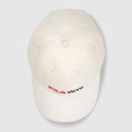 Fila Gustavo Low Profile Cap eggnog Bild 3
