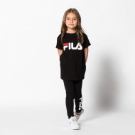 Fila Kids Classic Logo Tee black Bild 3