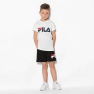 Fila Kids Classic Logo Tee white Bild 3