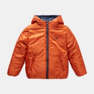 Fila kids nicolo reverible puff jacket Bild 3