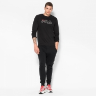 Fila Liam Crew Sweat black Bild 3