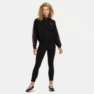 Fila Maribel Cropped Half Zip black Bild 3