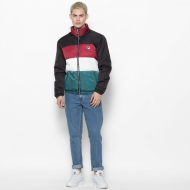 Fila Neo Colour Blocked Puffa Jacket Bild 3