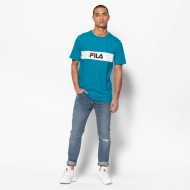 Fila Nolan Tee Dropped Shoulder Bild 3