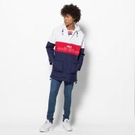 Fila Onaggis Color Block Jacket Bild 3