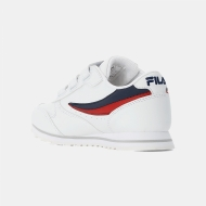 Fila Orbit Velcro Kids white-dress-blue Bild 3