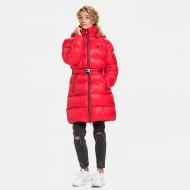 Fila Phyliss Puff Coat true-red Bild 3