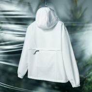 Fila Project 7 Packable Anorak offwhite Bild 3
