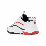 Fila Ray F Low Men white-navy-red Bild 3