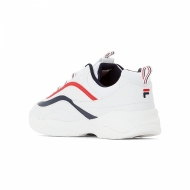 Fila Ray Low Men white-navy-red Bild 3