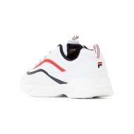 Fila Ray Low Wmn white-navy-red Bild 3