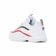 Fila FILA Ray Men white-sycamore-red Bild 3