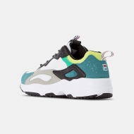 Fila Ray Tracer Men black-everglade-lime Bild 3