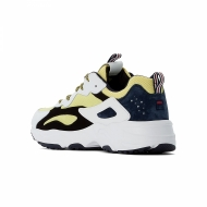 Fila Ray Tracer Men lemon-white-black Bild 3