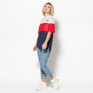 Fila Reina 0 Layer Color Blocked Shirt Bild 3