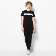 Fila Shinako Tee black-white Bild 3
