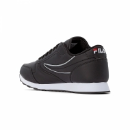 Fila Sneaker Orbit Low Men all-black Bild 3