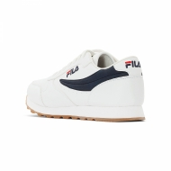 Fila Sneaker Orbit Low Men white-blue Bild 3