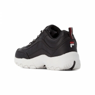 Fila Strada Low Kids black-white Bild 3