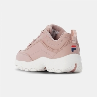 Fila Strada Low Kids rose-smoke Bild 3