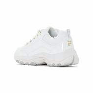 Fila Strada M Low Wmn shiny-white Bild 3