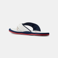 Fila Sunshine Coast Slipper Men white-navy Bild 3