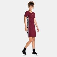 Fila Taniel Tee Dress tawny-port Bild 3