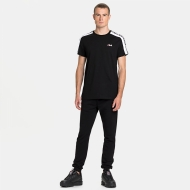 Fila Thanos Tee black Bild 3