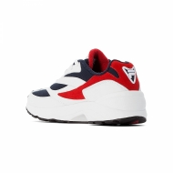Fila V94M Low Kids white-navy-red Bild 3
