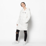Fila Zia Long Puff Jacket Bild 3