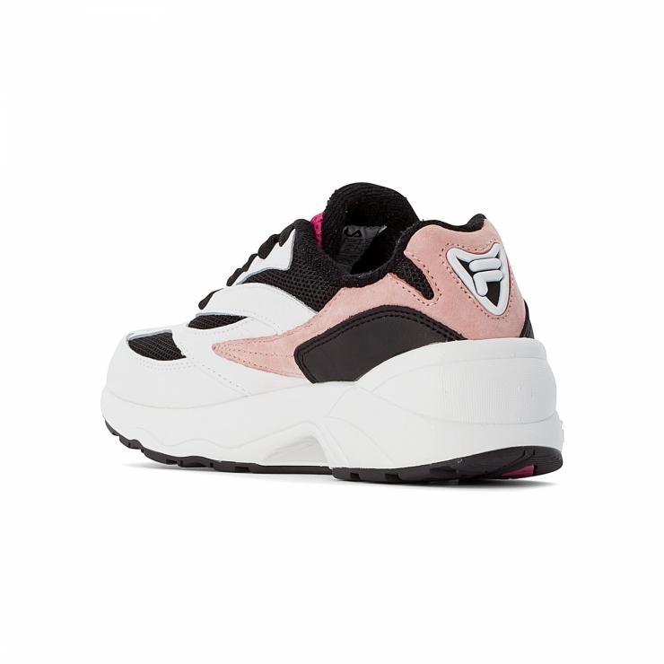 Fila V94M Kids white-black-pink - pink