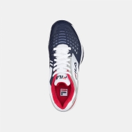 Fila Axilus 2 Energized Tennis Shoe Men white-navy-red Bild 4