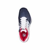Fila Axilus 2 Energized Tennis Shoe Men white-navy-red Bild 4