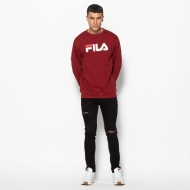 Fila Classic Pure Crew Sweat merlot-red Bild 4