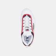 Fila Disruptor CB Low Men white-navy-red Bild 4