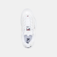 Fila Disruptor M Low Wmn shiny-white Bild 4