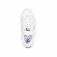Fila Disruptor M Low Wmn shiny-white Bild 4