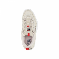Fila Disruptor S Low Wmn turtledove-beige Bild 4