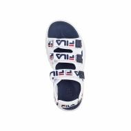Fila Disruptor Sandal Wmn white-navy Bild 4