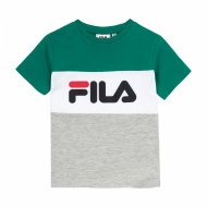 Fila Kids Classic Day Blocked Tee shady-glade Bild 4