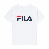 Fila Kids Classic Logo Tee white Bild 4