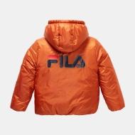 Fila kids nicolo reverible puff jacket Bild 4