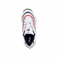 Fila Ray F Low Men white-navy-red Bild 4