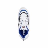 Fila Ray Low Men white electric-blue  Bild 4