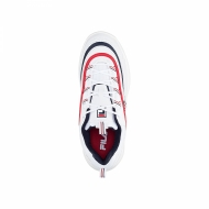 Fila Ray Low Men white-navy-red Bild 4