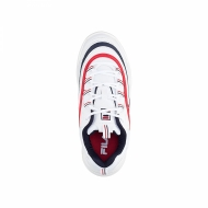 Fila Ray Low Wmn white-navy-red Bild 4