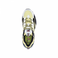 Fila Ray Tracer Men lemon-white-black Bild 4