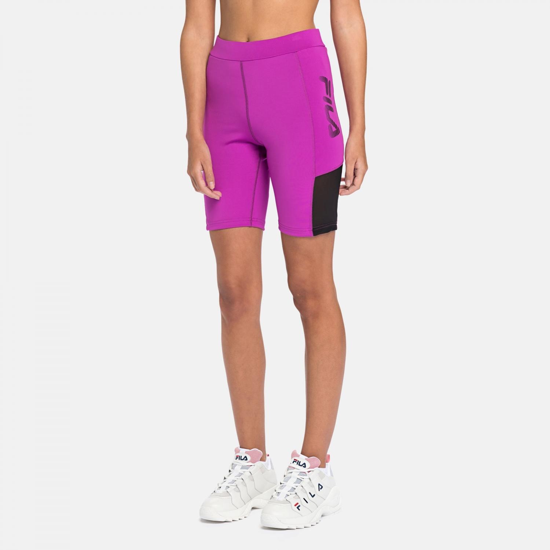 Fila Aino Short Leggings purple-cactus Bild 1