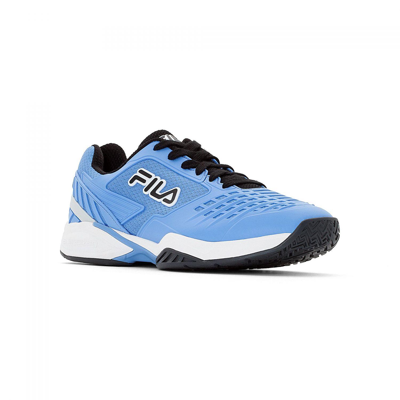 13c482e9cec Fila - Axilus 2 Energized Tennis Shoe Men blue-white...