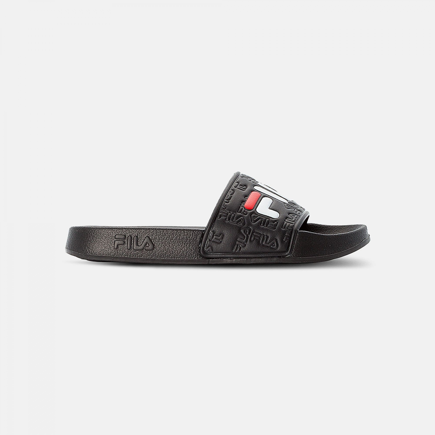 Fila Boardwalk Slipper Wmn black Bild 1